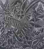 Nicola Troilo, Aprile, tempera e anilina su tela, 2003