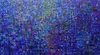 Massimo Kaufmann, Senza titolo, olio su tela, 2003