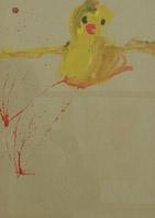 Gianni Nieddu, Nati nel duemilaquattro, 2004, dimensione variabile (ciascun elemento 50 x 70 cm)