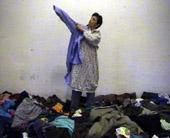 Sabrina Muzi, Big, 2002, Video, 6'