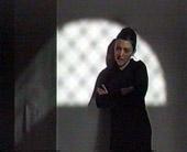 Maja Baievic, Double-bubble, 2001, Video, 4'