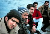 Sukran Moral, Despair, 2003, video, 8'