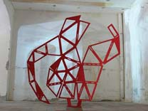 Sala Andrea - Warm Red Mobile, 2007