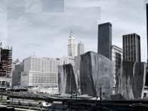 Pietro Ruffo - Memoriale per le vittime del WTC, New York
