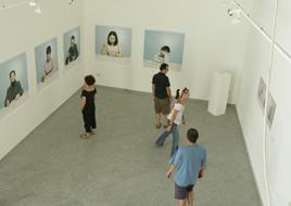 mostra di Nordine Sajot, PAV 2006